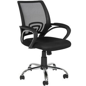 Bcp Mesh Computer Office Chair Black