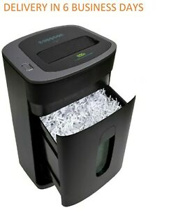 Royal 12 Sheet Cross Cut Paper Shredder Heavy Duty Ultra Quiet Upgraded Model