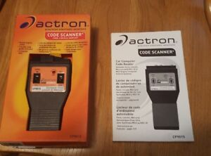 Actron Cp9015 Ford Lincoln Mercury Diagnostic Code Scanner Scan Tool