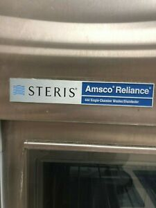 Amsco Steris Reliance 444 Single chamber Sterilizer