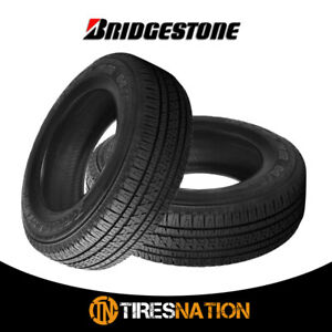 2 Bridgestone Dueler Hl Alenza Plus 235 70r16 106h Premium All Season Tires