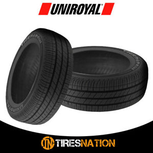 2 New Uniroyal Tiger Paw Touring 225 50r17 94t Tires