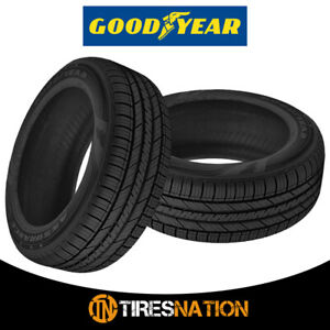 2 Goodyear Assurance Fuel Max 215 55r17 94v All Season Performance Tires