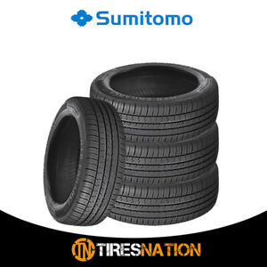 4 Sumitomo Htr Enhance L X 205 55 16 91h Bw All Season Luxury Performance Tires