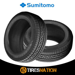 2 New Sumitomo Htr A S P02 205 55 16 94w Bw All Season High Performance Tires