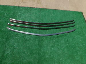 1946 1947 1948 Ford Grille Bars Grill Molding Trims 46 47 48 Super Deluxe
