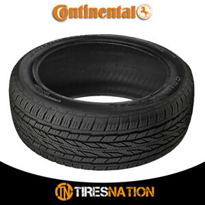 1 New Continental Crosscontact Lx20 235 70r16 106t Owl Tires