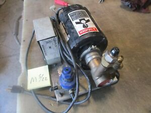 Used 1 3 hp Cornelius Inteli Pump Carbonator Pump For Soda Fountains Needs Rep