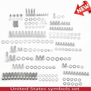 For Chevy 265 283 302 305 307 327 350 400 Engines Repair Tools Hex Bolt Kit New