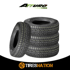 4 New Atturo Trail Blade At 30x9 50r15 104s 6ply All Terrain Performance Tires
