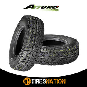 2 New Atturo Trail Blade At 30x9 50r15 104s 6ply All Terrain Performance Tires