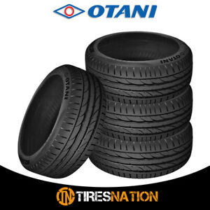 4 New Otani Kc2000 205 50zr16 Xl 91y Tires
