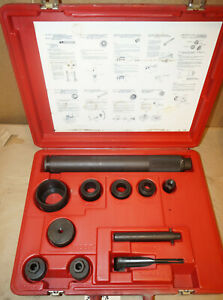 Ford Rotunda T85t 7025 a 4x4 Ranger Bronco Ii Transmission Tool Kit