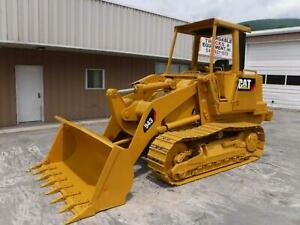 Caterpillar 943 Cat Crawler Track Front End Loader