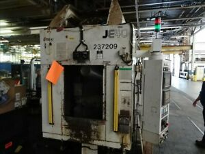 Enshu Je 40 Single Pallet Horizontal Machining Center B39473