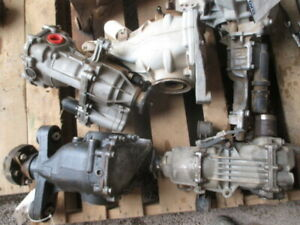 2011 Dodge Durango Rear Differential Carrier Assembly Oem 117k