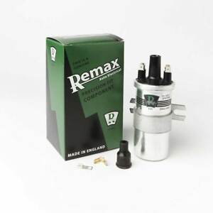 Remax Es5 Ignition 12v Coil Pushin Made In England Eqv Lucas Dlb101