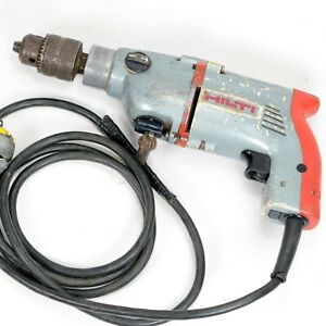 Used Hilti Tm 7 Electric Rotary Hammer Drill Corded