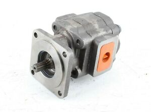 New 313 9710 087 Parker Commercial Shearing Hydraulic Motor
