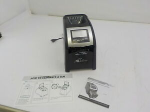 Royal Sovereign Fs 44p 4 Row Electric Coin Counter W digital Counting Display