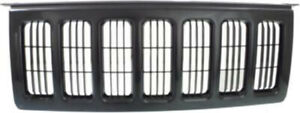 Cpp Black Grill Assembly For 2006 2010 Jeep Commander Grille