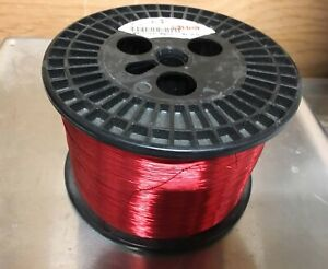 Magnet Copper Wire 26awg Snsr 11 Pound Spool Magnetic Coil Winding