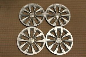 Oem Factory 2015 2016 2017 Toyota Camry 16 Wheel Covers Hubcaps 42602 06120