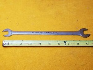 Snap On Tools Lta 1618 1 2 X 9 16 Slimline Low Torque Thin Open End Wrench