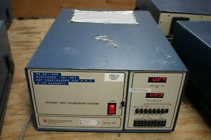 Thermo Environmental Instruments Tei Dynamic Gas Calibration Calibrator Mod 146
