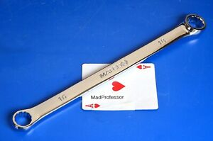 Matco Tool 15 Degree Metric 16mm X 18mm Double Ended Box End 12 Point Wrench New