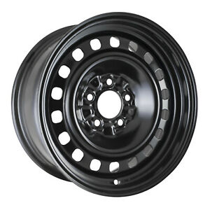 New 16x7 Black Steel Wheel For 1998 2002 Ford Crown Victoria 560 03266