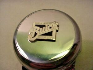 Buick Emblem Heavy Duty Ball Bearing Suicide Spinner Knob For Your Classic