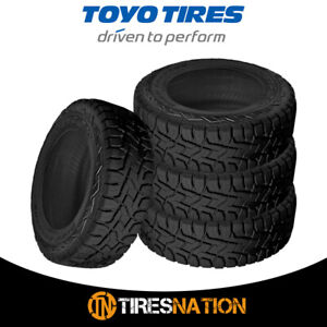 4 New Toyo Open Country R t 37x12 50r17 d 124q Tires