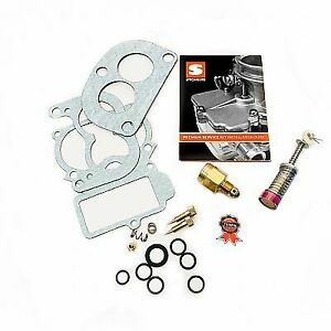 Genuine Stromberg Carburetor Service Rebuild Kit 97 48 40 Carb Hot Rod Flathead