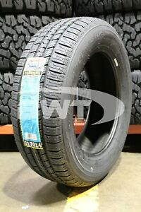 4 New Kenda Kenetica Touring A S 95h 60k Mile Tires 2156016 215 60 16 21560r16