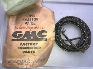 1947 53 Gmc Truck 5288309 Dome Courtesy Light Wiring Harness Nos New Old Stock