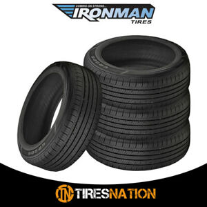 4 New Ironman Gr906 205 50r16 Tires