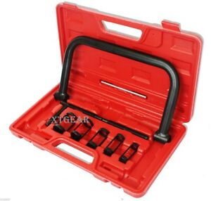 5 Sizes Valve Spring Compressor Pusher Tool For Car Motorcycle