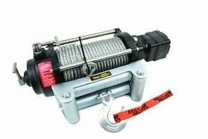 Mile Marker Accessories 70 50080c Winch Charcoal
