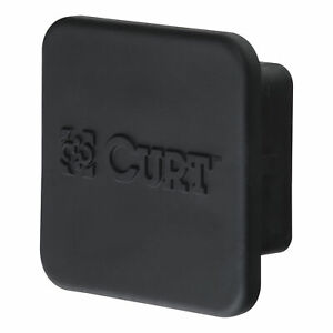 Curt 22277 2 1 2 Rubber Hitch Tube Cover