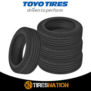 4 New Toyo Extensa A s P215 75r15 Wsw 100s All Season Performance Tires