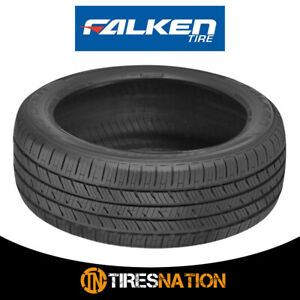 1 Falken Ziex Ct60 A S 255 55r20 107v All Season Crossovers Performance Tires