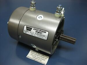 Genuine Warn 77893 62518 75937 New Replacement 12 Volt Electric Winch Motor 4 5