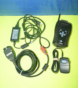 Starmobile Chrysler Diagnostic Scanner With Obd Cord External Power Cord Trigger