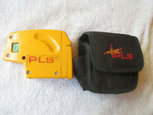 Pls Pacific Laser Systems Pls5 Laser Level Tool Plumb