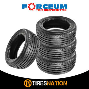 4 New Forceum Octa 245 45r18 100y All Season Performance Tires