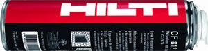 Hilti 227975 Pro Insulating Foam Cf 812 Wd Construction Chemicals 3 Cans