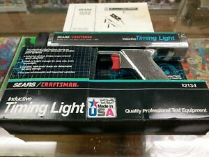 Craftsman Inductive Timing Light 9 2134 92134