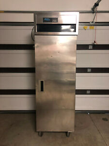 Stainless Steel Single Door Avery Cooler refrigerator By Delfield