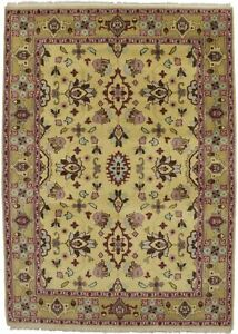 Rare Color Handmade Oushak Chobi 5 5x7 6 Indian Rug Oriental Home D Cor Carpet